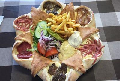 Пиццерия разместила фотографию пиццы & ldquo; Вулкан & rdquo; на своей...