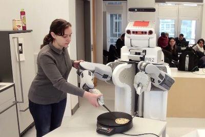 Роботы будут готовить рецепты из Интернета