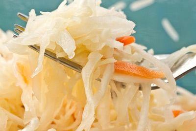 В России приготовили самую большую порцию квашеной капусты