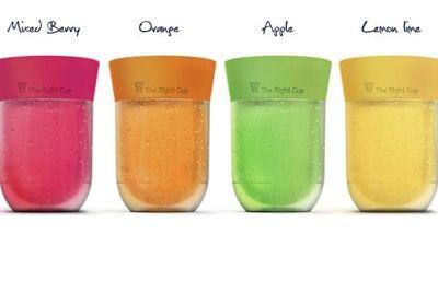Выпущены стаканы, превращающие воду в сок