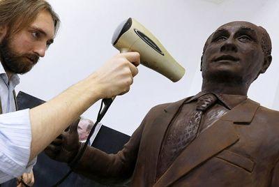 Питерские кондитеры планируют создать шоколадного Путина
