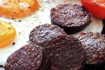 Кровяная колбаса – суперпродукт нового года