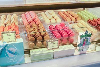 В Москве откроется филиал знаменитого бутика сладостей Ladur233;e