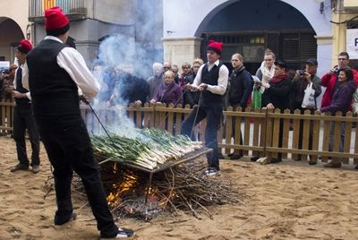 В Каталонии пройдет луковый фестиваль