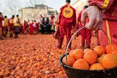 В Италии и Франции пройдут цитрусовые фестивали