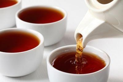 Чай является секретом крепких костей