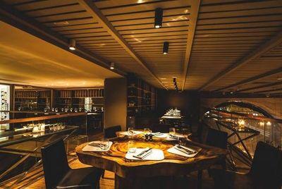 В Москве открылся первый грибной ресторан