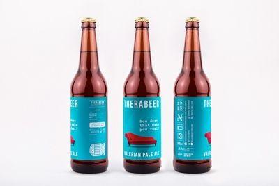 В России выпустили успокаивающее пиво
