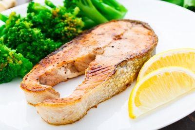 Морепродукты защитят от развития слабоумия