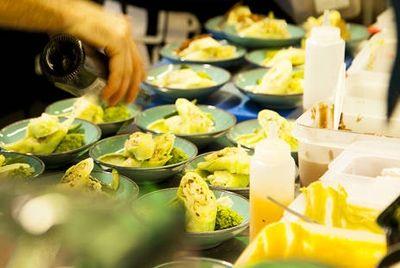 В брюссельском ресторане появятся блюда из отходов
