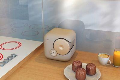 Репликатор еды может приготовить блюдо за минуту