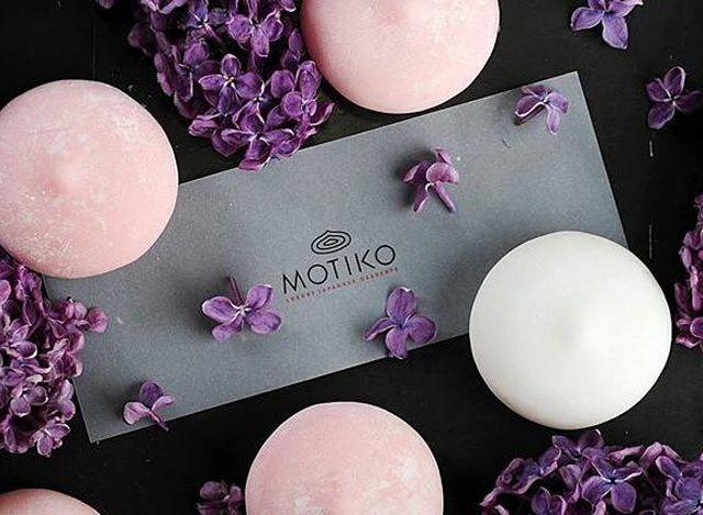 Мотико. Самые вкусные японские десерты моти уже в России