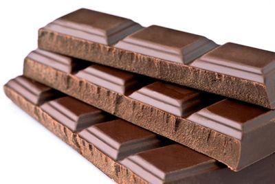 Шоколад на завтрак повышает работоспособность