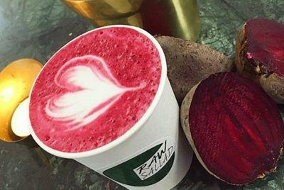 В Австралии популярен свекольный кофе