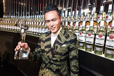 Эксперты определили лучшего бармена мира