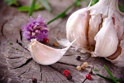 В Италии выращен чеснок, не оставляющий запаха