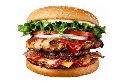 Гамбургер в честь Памелы Андерсон