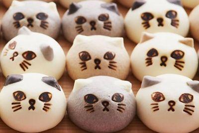 В Японии открыта подписка на булочки в форме котов