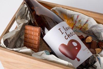 В Японии разработали саке к шоколаду