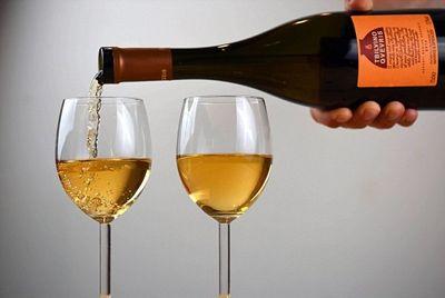 Хит этого лета – оранжевое вино