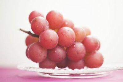 Рубиновый виноград был продан за 11000$