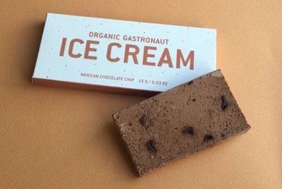 Выпущено нетающее мороженое
