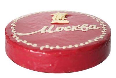 Фирменный московский торт будет выпускаться в виде конфет и космических тюбиков