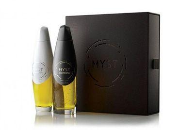 Выпущено оливковое масло с золотом