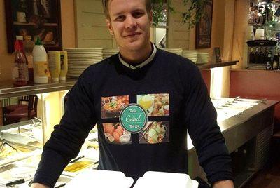 В Европе можно заказать остатки еды из ресторанов по низкой цене