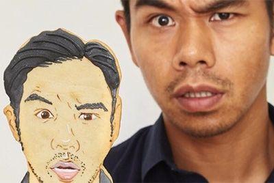 Клиенты нью-йоркской кондитерской могут съесть свой собственный портрет