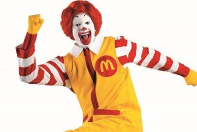 Знаменитый клоун больше не будет символом Макдональдса