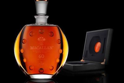 Бутылка виски ушла с аукциона в Швеции по рекордной цене