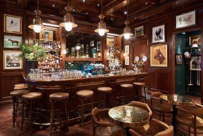 Ральф Лорен открыл кафе в Лондоне