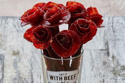 Сушеное мясо поможет признаться в любви