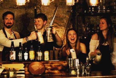 В Шотландии появился бар по мотивам сериала «Игры престолов»