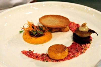 Конкурс «Золотой Бокюз» впервые выиграл американский повар