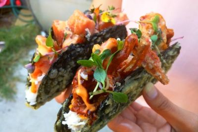 В США соединили суши и тако