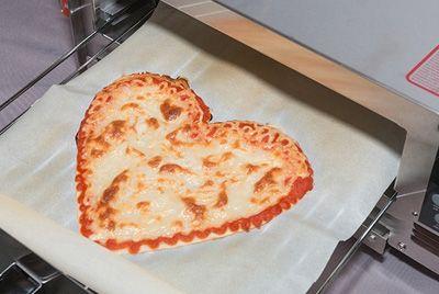 Новый 3D-принтер позволяет печатать пиццу любой формы