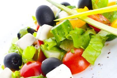 здоровый рацион питания на день таблица