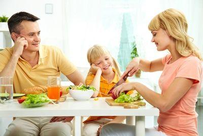 здоровый рацион питания на неделю для мужчин