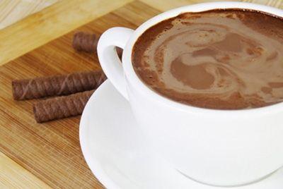 В горячем шоколаде содержится больше соли, чем в морской воде