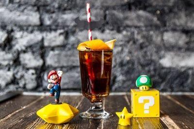 В Вашингтоне открылся бар Super Mario
