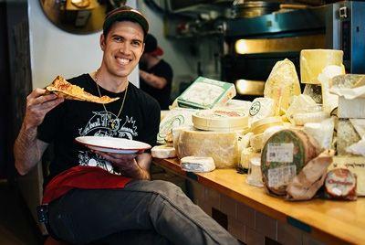 Пицца со 101 видом сыра