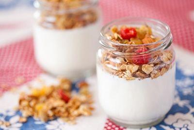 Йогурт поможет избавиться от депрессии