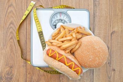 Америка возглавила список стран, страдающих ожирением