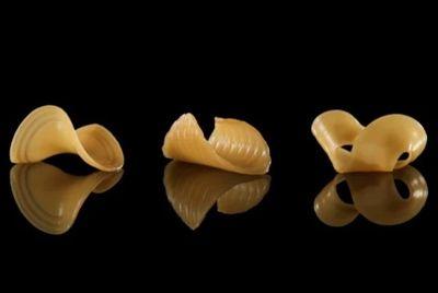 Специалисты разработали макаронные изделия, меняющие форму