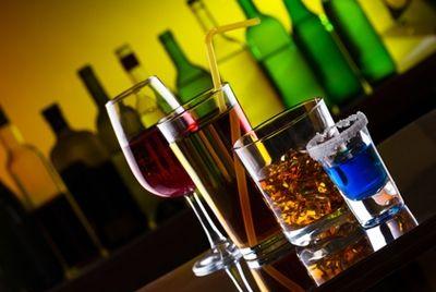 Люди стали пить меньше алкогольных напитков