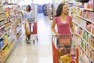 В ближайшее время на продуктах может появиться цветная маркировка