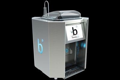 Гаджет, позволяющий превратить любой алкогольный напиток в кубики льда