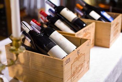 Воры украли вино, используя парижские катакомбы